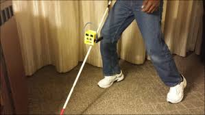 Walking Stick For Blind People Teenager Invents Walking Cane Gadget That Helps Blind People