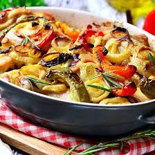 cuisine au four recette cuisses de poulet et légumes rôtis au four facile rapide