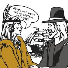 what did the pilgrims do on thanksgiving no thanks giving a will to love
