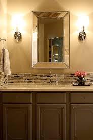 easy bathroom backsplash ideas easy bathroom backsplash bathroom sink backsplash height bathroom