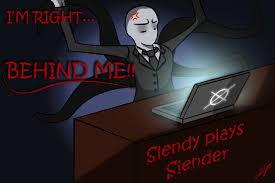 Slender Meme - slendy plays slender slender man know your meme