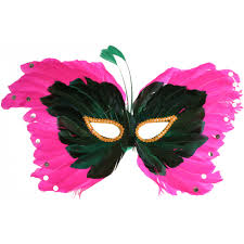 feather masks hot pink butterfly feather mask mardigrasoutlet