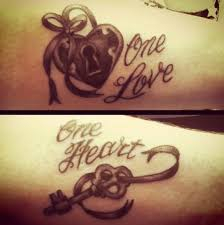 250 cool matching tattoos for couples 2017 collection part 8