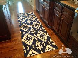 Comfort Mats For Kitchen Alamode Ikat Mats For The Kitchen