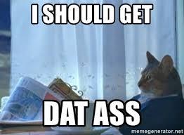 Dat Ass Cat Meme - dat ass cat info