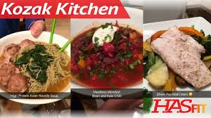 soup kitchen meal ideas kozak kitchen ep 2 family meals made easy healthy recipes