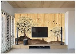 3d wallpaper custom 3d wall mural wallpaper murals fashion wood