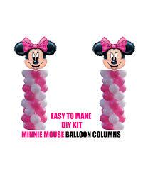 disney minnie mouse birthday balloons minnie party