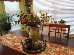 Kitchen Table Centerpiece Home Furnitures Sets Big Kitchen Table Centerpieces How To