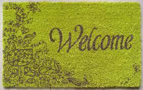 Fun Doormat Modern Doormats Leoleiro Decorative Door Mats Modern Doormat