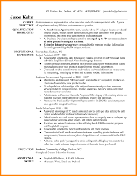 Sample Resume For Customer Service Representative Call Center by Customer Service Representative Sample Resume