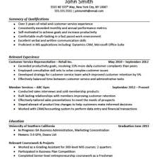 sle resume for retail jobs no experience resume job experience part time best of sle resume for part