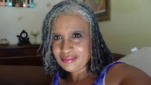 seneglese twist hair styles for older women two strand twist on natural gray silver hair youtube