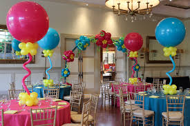 balloon centerpiece balloon centerpieces by balloon artistry 3 stylish