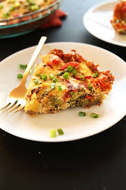 comment cuisiner du tofu simple tofu quiche minimalist baker recipes