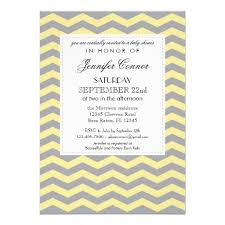 baby shower lunch invitation wording baby shower invitation wording lunch chevron unisex baby