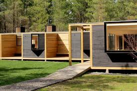 modular prefab home makes room for multigenerational family curbed