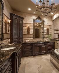 25 stunning bathroom designs master bathrooms stone walls and bath