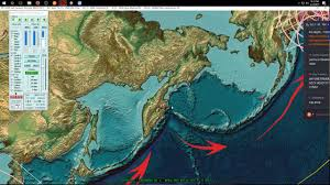 West Coast Usa Map by 4 12 2017 West Coast Usa Earthquake Watch Pacific Northwest