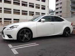 used lexus nx singapore pics of lowered is250 non f sport page 2 clublexus lexus