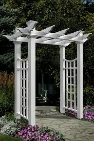 Arbors And Trellises Amazon Com Fairfield Deluxe 58