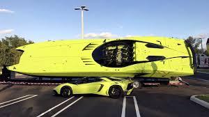 how to buy a lamborghini aventador buy this lamborghini aventador sv get a matching speedboat