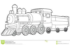 Steam Locomotive Coloring Pages Train Coloring Pages Free Print Dinosaur Alphabet Steam Of by Steam Locomotive Coloring Pages