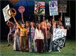 foto hippie figli dei fiori 1968 gli hippy protestano contro la guerra society