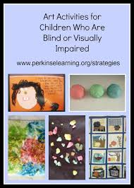 art activities are a wonderful way work on tactile skills and