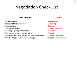 Seeking Negotiation Material Negotiation Techniques Harvard