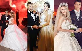 mariage tunisien revivez les plus grands mariages des joueurs de foot tunisien