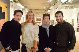 antonino buzzetta starlets designers and art lovers new york social diary