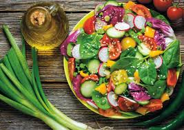 Flag That Is Green White And Red Green White Red The Italian Flag In A Salad Bowl Italianfood Net