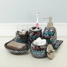 5 Piece Bathroom Set by Blue Mosaic Bathroom Set Bathroom Design Ideas Mosaic Bathroom