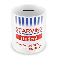 money box starving student money box