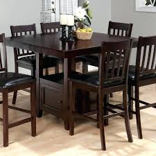bar style dining table pub style dining tables inspiring seat pub table style dining ideas
