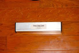 Laminate Flooring Gaps Floor Gap Fixer Fix The Gaps In Your Floating Floors