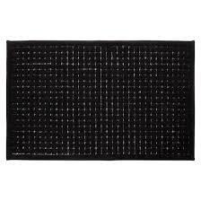 Target Kitchen Rugs Grid Kitchen Rug Black Room Essentials Target