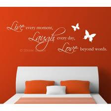 live laugh love art live laugh love quote butterflies wall art sticker sticker station