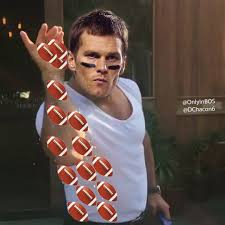 Brady Memes - tom brady s huge jacket and the best memes from the afc chionship