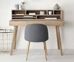 petit bureau scandinave magnifique chaise bureau scandinave petit le mobilier de