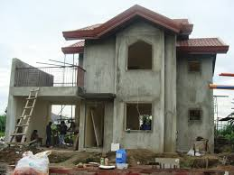 simple house monte rosa subdivision house construction project in