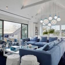 coastal living rooms blue coastal living room photos hgtv