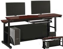 versa tables computer desks office furniture office desks