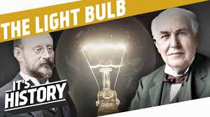 when was light bulb invented let there be light the invention of the light bulb i the