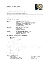 references template for resume resume references format exles sle collection of solutions