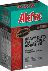 akfix adhesives wa500 wallpaper u0026 bordure adhesive heavy duty