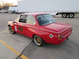 bmw 2002tii race car pikes peak
