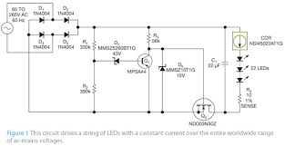 driver circuit lights architectural and interior leds edn