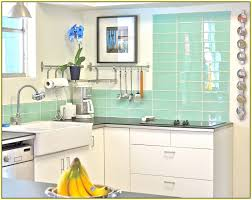 green tile kitchen backsplash green backsplash tile ideas zyouhoukan